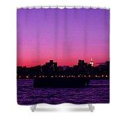Empire State Magic Shower Curtain