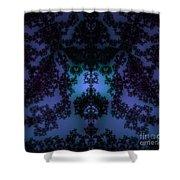 Empress Shower Curtain