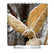 Empty Nester Shower Curtain