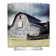 Empyrean Estate Shower Curtain