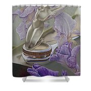 Enchanted Afternoon Shower Curtain