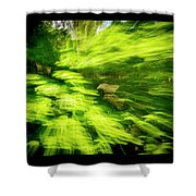 Enchanted Forest 6 Shower Curtain