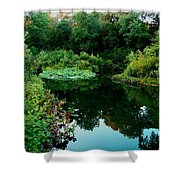 Enchanted Gardens Shower Curtain