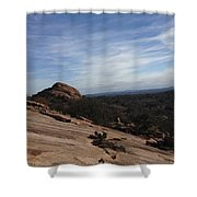 Enchanted Rox Shower Curtain