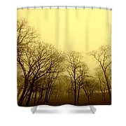 Enchanted Stand Shower Curtain