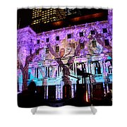 Enchanted Sydney - Wisteria By Kaye Menner Shower Curtain