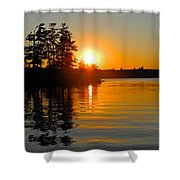 Enchanting Moment Shower Curtain