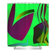 Encore Shower Curtain