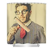 End Of Financial Year Clearance Shower Curtain