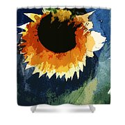 End Of Life Last Breath Shower Curtain