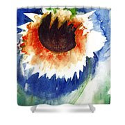 End Of Life Release Shower Curtain