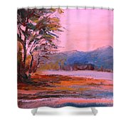 End Of The Day 09 Shower Curtain