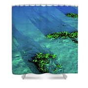 End Of Times Shower Curtain