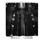 End Of Walk Way Shower Curtain
