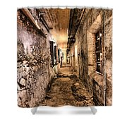 Endless Decay Shower Curtain by Andrew Paranavitana