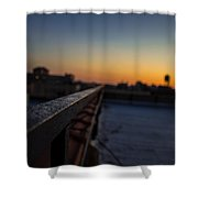 Endless Horizon Shower Curtain