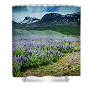 Endless Meadows Shower Curtain