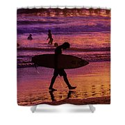 Endless Summer 2 Shower Curtain