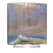 Endless Wonder- Sold Shower Curtain