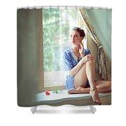 Endovex Male Enhancement Shower Curtain
