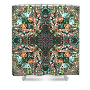 Enebro Shower Curtain