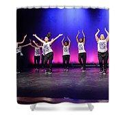 Energy 7 Shower Curtain