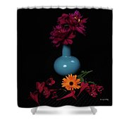 Energy And Enthusiasm Shower Curtain