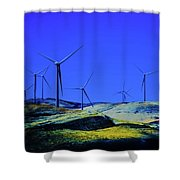 Energy Shower Curtain