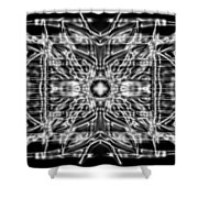 Energy Restrained Shower Curtain