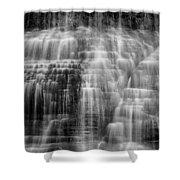 Lower Falls Cascade #2 Shower Curtain