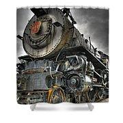 Engine 460 Shower Curtain