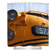 Engine 5771 Shower Curtain