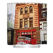 Engine Company 47 Shower Curtain