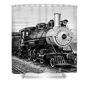 Engine Number 208 Shower Curtain