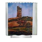 Castle Hill  Shower Curtain