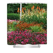English Garden Shower Curtain