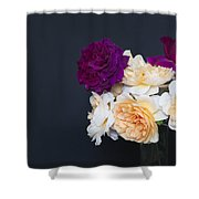English Roses Shower Curtain