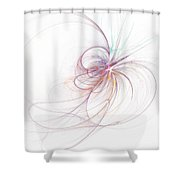Enjoy Me Shower Curtain