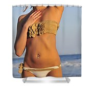 Enjoy The Day Shower Curtain