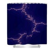 Enlightening Shower Curtain