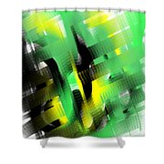 Enthralled Shower Curtain