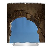 Entrada Shower Curtain