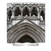 Entrance Arches Shower Curtain