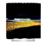 Entrance To Infinity Shower Curtain by Eikoni Images