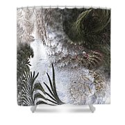 Environmental Transitions Shower Curtain
