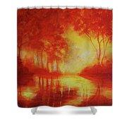 Envisioning Illumination Shower Curtain