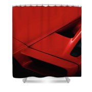 Enzo Hood Shower Curtain