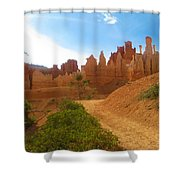 Epic Bryce Canyon Shower Curtain