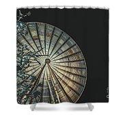 Epic Ferris Wheel Shower Curtain