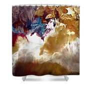 Epic Nature Shower Curtain